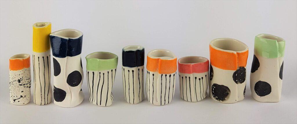 Wonkie Bud Vases